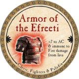 Armor of the Efreeti