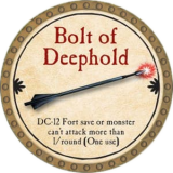 Bolt of Deephold
