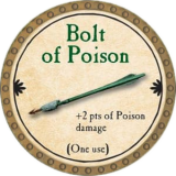 Bolt of Poison