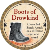 Boots of Drowkind