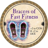 Bracers of Fast Fitness