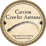 Carrion Crawler Antenna