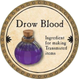 Drow Blood