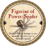 Figurine of Power: Spider