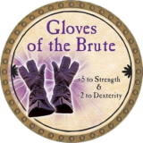 Gloves of the Brute