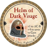 Helm of Dark Visage