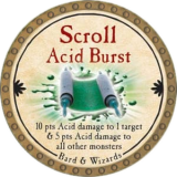 Scroll Acid Burst