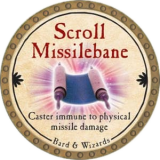 Scroll Missilebane
