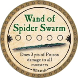 Wand of Spider Swarm