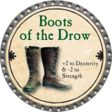 Boots of the Drow