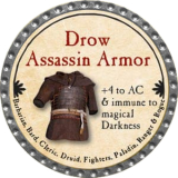 Drow Assassin Armor