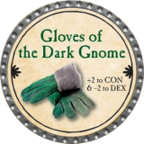 Gloves of the Dark Gnome