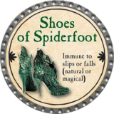 Shoes of Spiderfoot