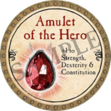 Amulet of the Hero