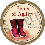 Boots of Agility