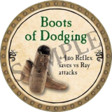 Boots of Dodging