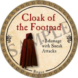 Cloak of the Footpad