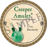 Creeper Amulet