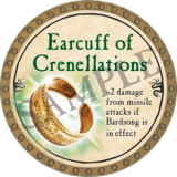 Earcuff of Crenellations