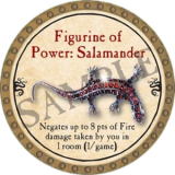 Figurine of Power: Salamander