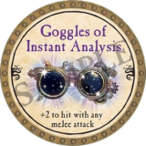 Goggles of Instant Analysis
