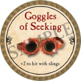 Goggles of Seeking