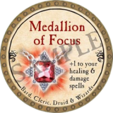 Medallion of Focus