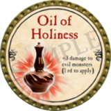 Oil of Holiness