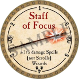 Staff of Focus