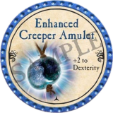 Enhanced Creeper Amulet