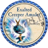 Exalted Creeper Amulet