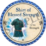 Shirt of Blessed Strength