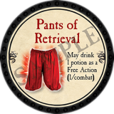 Pants of Retrieval