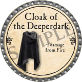 Cloak of the Deeperdark