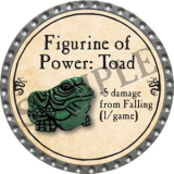 Figurine of Power: Toad