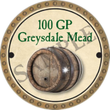 100 GP Greysdale Mead