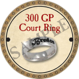 300 GP Court Ring