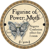 Figurine of Power: Moth
