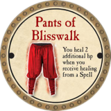 Pants of Blisswalk