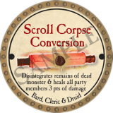 Scroll Corpse Conversion