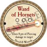 Wand of Hornets