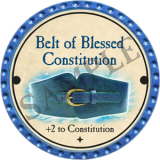Belt of Blessed Constitution