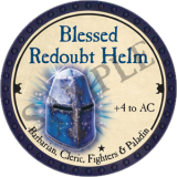 Blessed Redoubt Helm