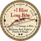+1 Bliss Long Bow