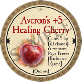 Averon's +5 Healing Cherry