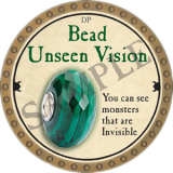 Bead Unseen Vision
