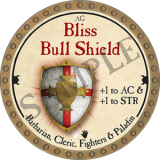 Bliss Bull Shield