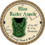 Bliss Raider Armor