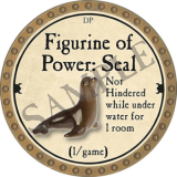 Figurine of Power: Seal