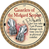 Gauntlets of the Midgard Serpent
